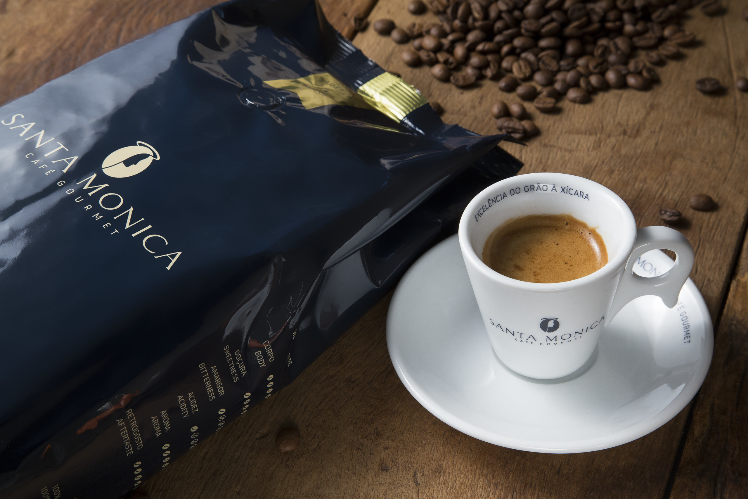 Spezialitätenkaffee - Santa Monica